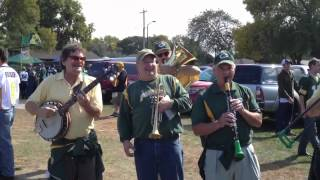 Marquette Fight Song played by Tailgate Band