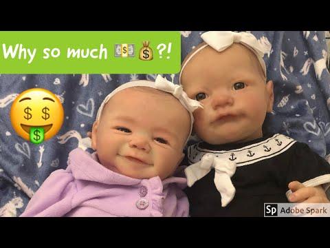 Why Do Reborn Dolls Cost Money?