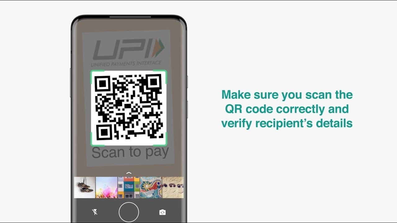 How to send money using QR code on WhatsApp