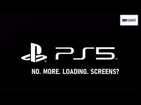 Sony PS5 Eliminates Load Screens; Ray Tracing Commonplace; PS5 TFLOPS Irrelevant Next Gen!