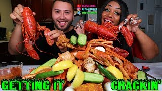 Seafood Boil with Steven Sushi