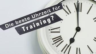 Trainingszeit zum Abnehmen: Zu welcher Uhrzeit ist Training am sinnvollsten