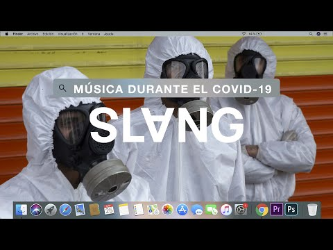 ¿Qué pasa con la industria musical durante el COVID-19? Pau Sotomayor y Yoga Fire (PT.1) | Slang