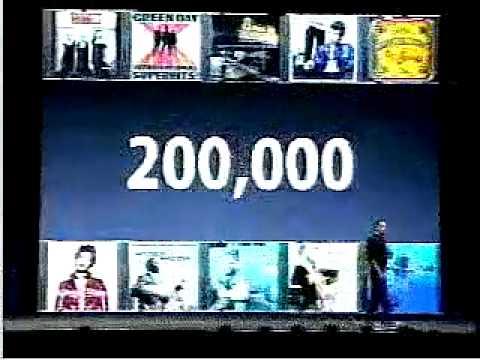 #04 Steve Jobs Keynote iTunes Music Store Intro 2003-004