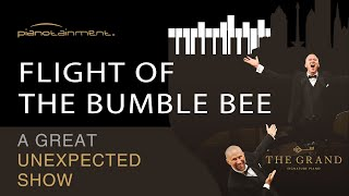 "PIANOTAINMENT ""Flight of The Bumble Bee"" (episode 11/13) 
