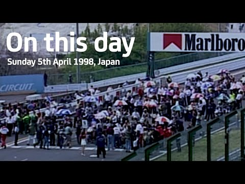 ON THIS DAY: Biaggi's Dream Debut!