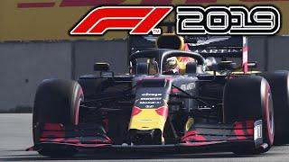 :( | F1 2019 Belgien #1