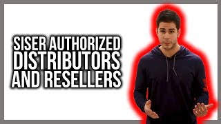 Purchasing from Siser Authorized Distributors/Resellers