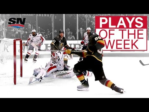 NHL Plays of the Week:  That Holtby stick save!
