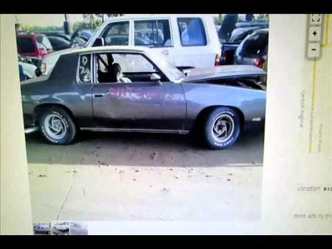 Craigslist Junk Car Ads