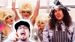 weird al foil music video foil parody of royals by lorde weird al foil comment patrol