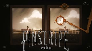 The End Of Hell | Pinstripe Ending (All Endings)