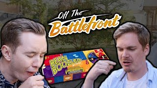 EATING DISGUSTING JELLY BEANS (Beanboozled) - Off The Battlefront #2