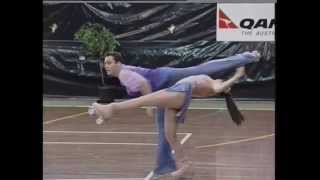 1999 Senior World Artistic Roller Skating Championships Highlights