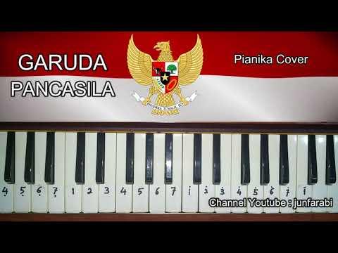 Garuda Pancasila Pianika