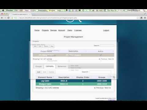 TNT Web Utility Admin
