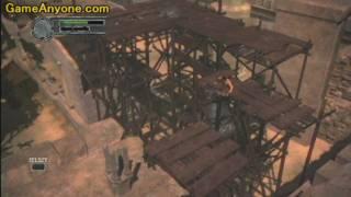 Conan - PS3 - 04 - Sand Vualt - Part 4/4 - Sand Dragon Boss Battle!!