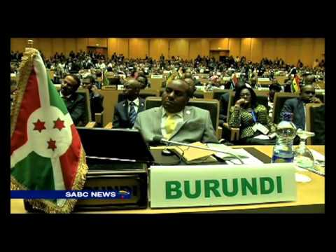 As the AU summit nears end, hope for Burundi and UN security reform