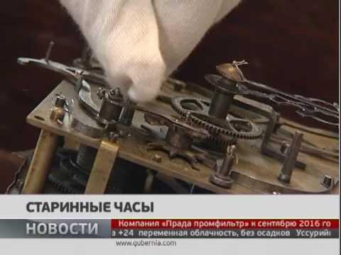 ремонт настенных механических часов своими руками