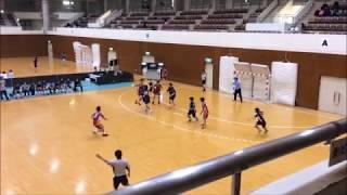 ハンドボール 男子 春季リーグ戦 ハイライト