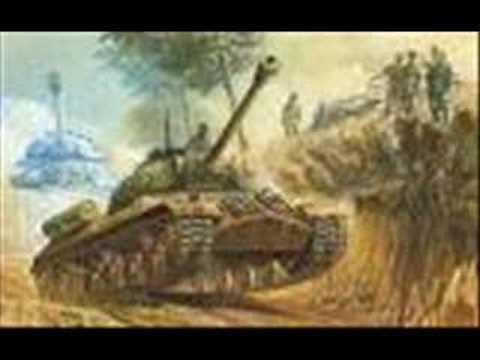Kaczmarski - Czołg