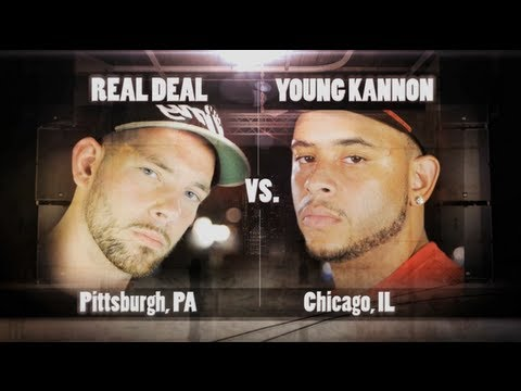 SMACK/ URL PRESENTS UFF: REAL DEAL VS YOUNG KANNON