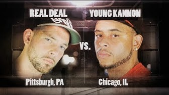 SMACK/ URL PRESENTS UFF: REAL DEAL VS YOUNG KANNON | URLTV