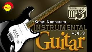 Kannaram - Intrumental vol 9
