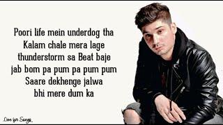 Say my Name (lyrics) - Kr$na/ KrSna | Hindi version | Kalamkaar