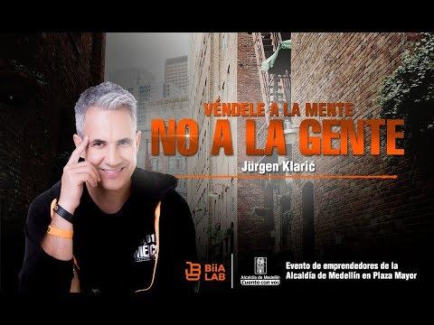 Véndele A La Mente No A La Gente Jürgen Klaric