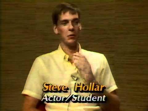 August 1986 - DePauw Freshman Makes Film Debut in 'Hoosiers' with Gene Hackman