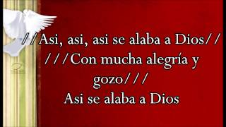 Mix de Coros Alegres 2 pista Hermanos Martinez