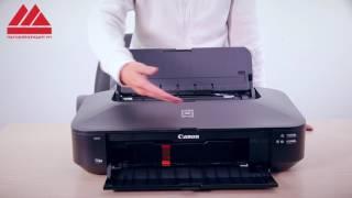 Máy in phun- Review hướng dẫn sử dụng máy in phun màu Canon IX 6770
