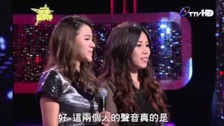 20140330《我要當歌手》李佳薇 楊蒨時(煎熬) pk 李佳薇 陳思瑋(大火)片段