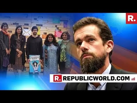 Row Over 'Smash Brahminical Partiachy' Poster, Twitter CEO Dorsey Faces Backlash
