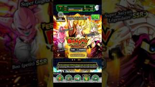 Dragon Ball Dokkan Battle Ma Premiere   Muti Invocation Festival  Dokkan