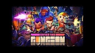 Enter The Gungeon Merch