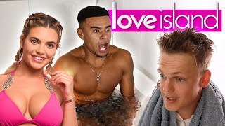 BRAIN FREEZE CHALLENGE! (COUPLES EDITION) ft. Wes & Meg of Love Island