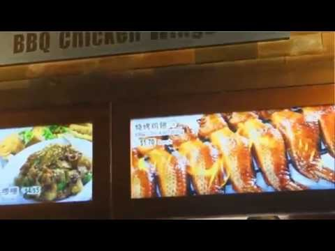 Singapore China Town Food Court - Singapore Travel Tips
