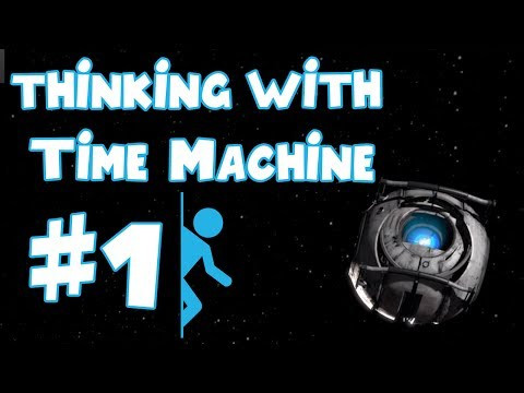Thinking with Time Machine - Walkthrough Levels 1-4