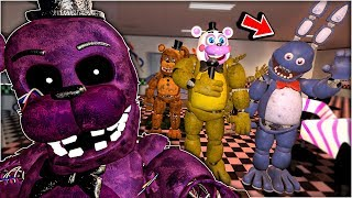 FNAF Has Been Taken Over With Odd Animatronic Fusions! - Gmod FNAF