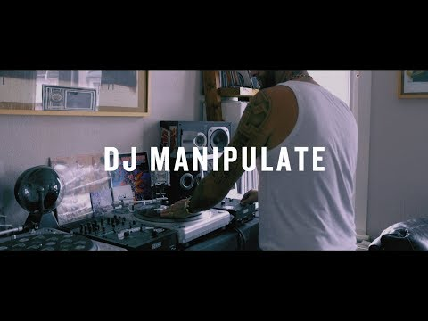 INSIDE TURNTABLISTS - DJ MANIPULATE - EXTRA