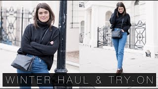 Winter Capsule Wardrobe | Part 2: THE HAUL! | The Anna Edit