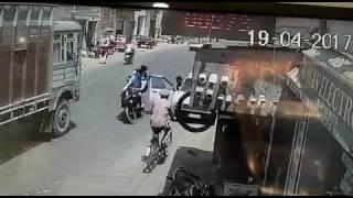Accident dangerous
