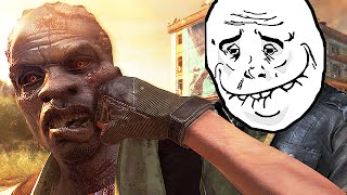 Dying Light FUNNY MOMENTS! (Hilarious Gameplay)