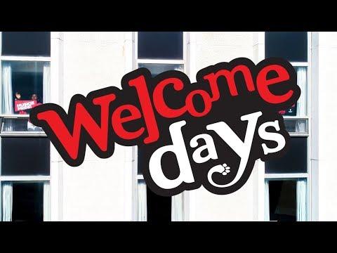 ICYMI: NIU Welcome Days 2018