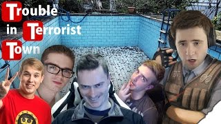 VÁLKA NA KOUPALIŠTI!! (Trouble in Terrorist Town #11)