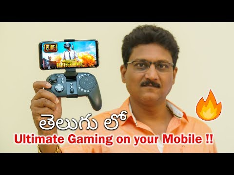 Ultimate Gaming on your Mobile in Telugu...