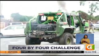 Singh, Waiyaki contesting 4 by 4 Kajiado challenge