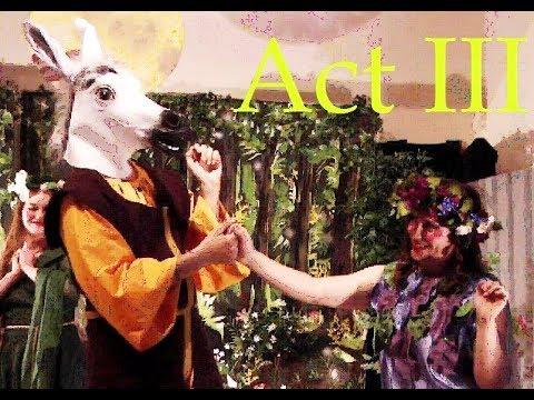 A Midsummer Night's Dream, Act 3, Scene 1